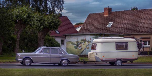 Wohnwagenversicherung