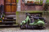 Mopedkennzeichen: Alles auf grün