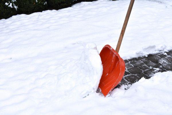 Mit dem Schnee kommt die Pflicht