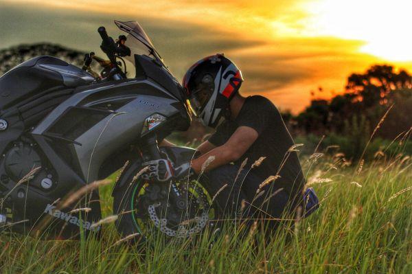 Mehr Sicherheit für Ihr Motorrad